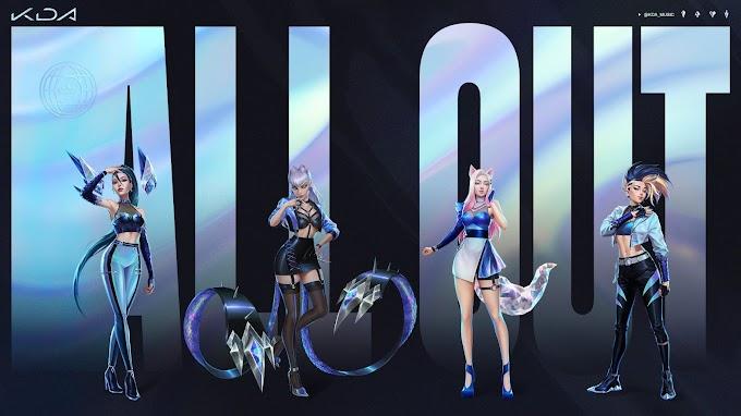 """League of Legends: K/DA│ Lançado novo videoclipe do grupo – """"More"""""""