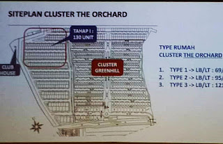 NEW CLUSTER THE ORCHARD CITRA GARDEN SIDOARJO