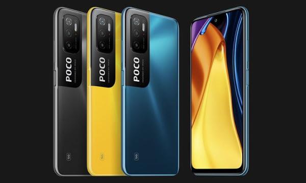 Xiaomi Poco M3 Pro 5G a excelente preço na Amazon Espanha