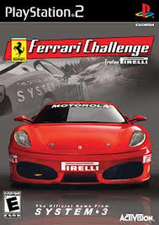 Ferrari Challenge - Trofeo Pirelli (USA) PS2 ISO