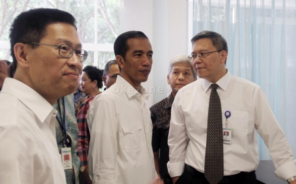 Daftar Anggota Satgas Omnibus Law: James Riady hingga Erwin Aksa