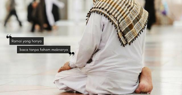 Makna Bacaan Doa Ketika Duduk Di Antara Dua Sujud