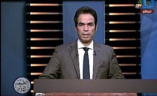 أحمد المسلمانى برنامج الطبعة الأولى حلقة يوم الأحد 7-1-2018
