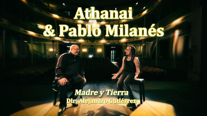 Athanai & Pablo Milanés - ¨Madre y Tierra¨ - Videoclip - Director: Alejandro Gutiérrez. Portal Del Vídeo Clip Cubano
