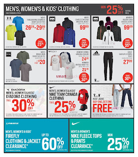 Sport Chek Flyer February 27 – March 12, 2018