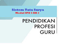 Sistem Tata Surya - Modul IPA 5 KB 2