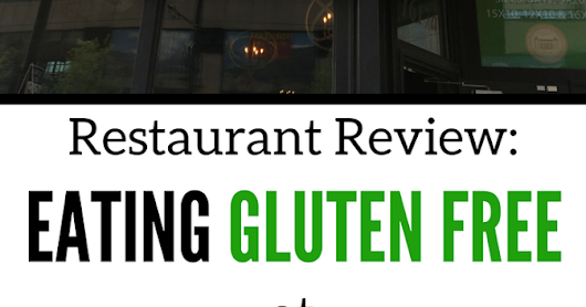 Restaurant Review: Eating Out Gluten Free at Five On Black