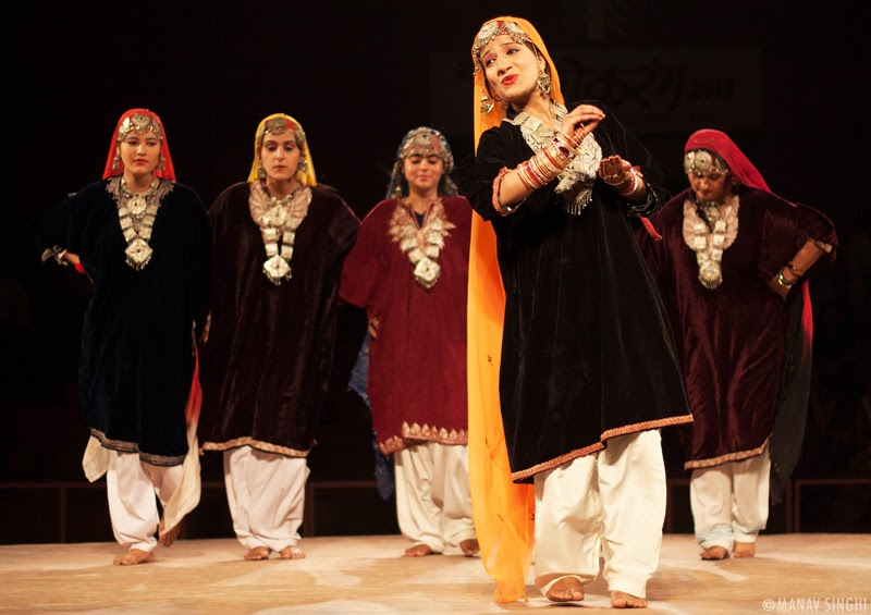 Rauf Dance from Kashmir.