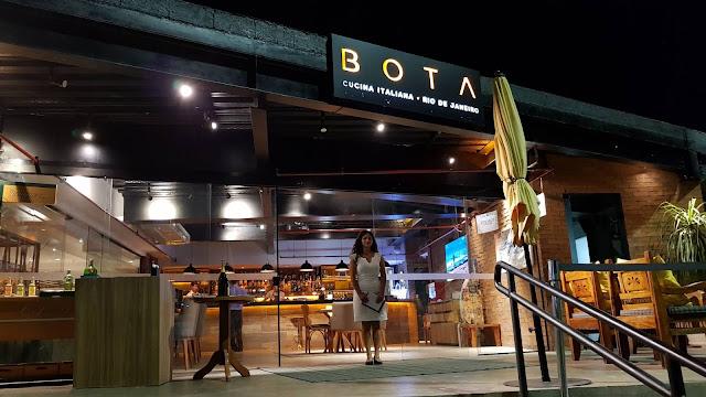 Blog Apaixonados por Viagens - Rio de Janeiro - Restaurante Bota - Culinária Italiana