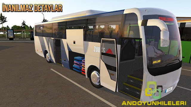 Otobüs Simulator: Ultimate Para Hileli APK