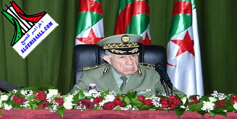 السعيد شنقريحة,general said chengriha