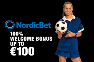 Nordicbet Football Bonus