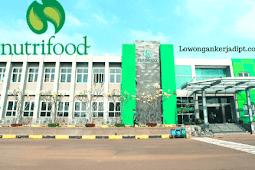 Lowongan Kerja PT Nutrifood Indonesia Terbaru 2021