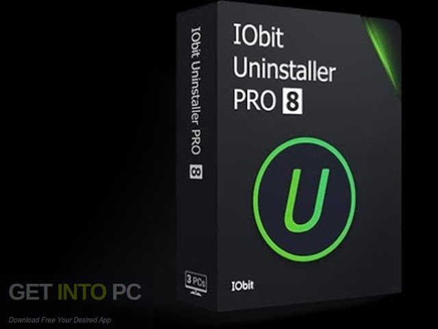 تحميل عملاق الحدف الملفات IObit Uninstaller 8 Free مدى الحياة