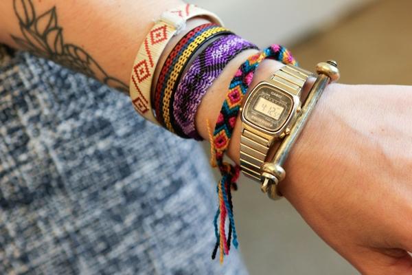 presentación mayor selección de precio loco The CityGirl*: *Trend: Friendship Bracelets
