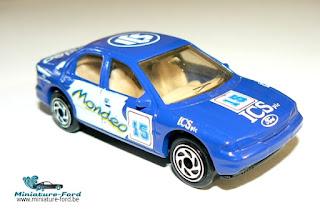 Matchbox, Ford Mondeo Ghia