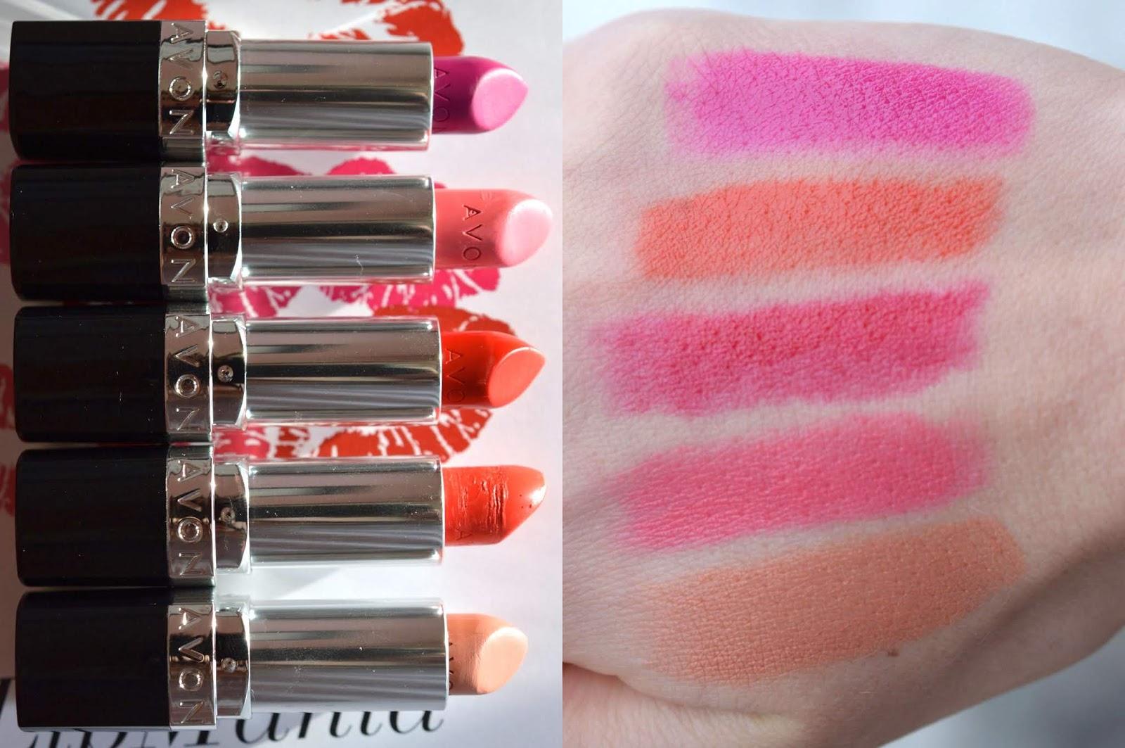 AVON Canada True Color Lipstick
