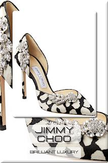 ♦Jimmy Choo Evening Shoes #jimmychoo #shoes #brilliantluxury