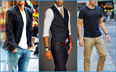 Men's clothing, Men's fashion
