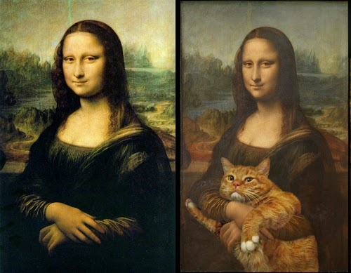 01-Leonardo-Da-Vinci-Mona-Lisa-Fatcatart-Fat-Cat-Art-www-designstack-co