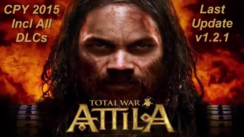 total war attila free download all dlc