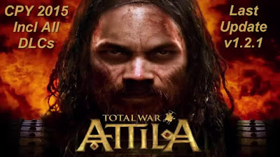 Free Download Game Total War: ATTILA Pc Full Version – Cpy Version 2015 – Last Update v1.2.1– Incl All DLCs – Multi Links – Direct Link – Torrent Link – Working 100% .