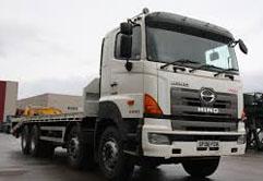 Daftar nama merk Mobil angkut jenis truck terbaik, terlaris & terkenal di indonesia