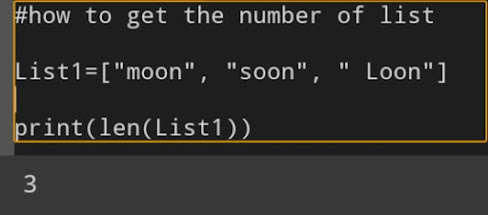 how-to-get-the-length-of-a-list-in-python