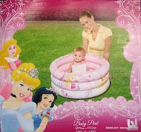Disney Princess Baby Pool