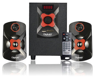 Digitalx sound Speaker With Led Fleetworkers