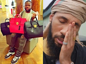 'It makes no sense exchanging words with someone who has no credibility' – Phyno comes for Hushpuppi again