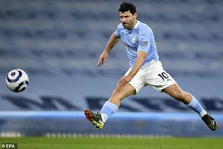 Sergio Aguero feels snubbed over lack of game time at Manchester City