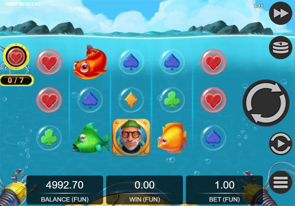 Main Gratis Slot Indonesia - Deep Descent Relax Gaming