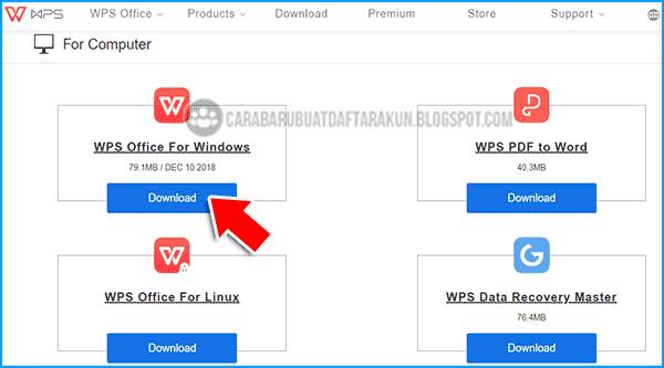 Cara Membuat File PDF di WPS u/ Dokumen Lamaran PC & HP