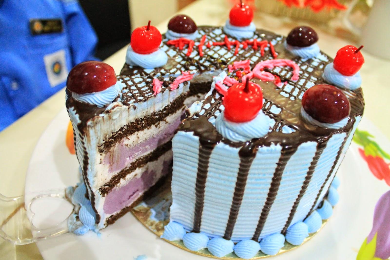 Percikan Kenangan Birthday Arif Haikal