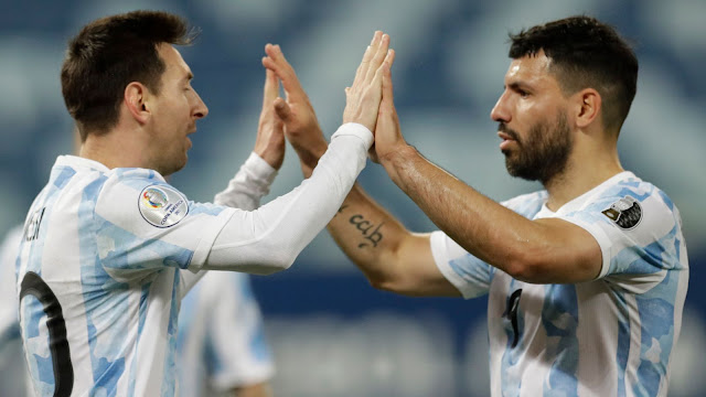 Barcelona Striker Leonel Messi free agent
