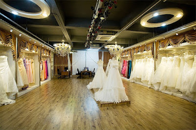 Kinh doanh online váy cưới