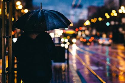Fenomena Hujan Es di Jakarta, 22 November 2018