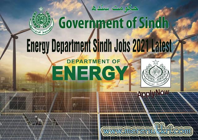 Energy Department jobs |February 2021 Class IV | Latest Jobs | Sindh Jobs