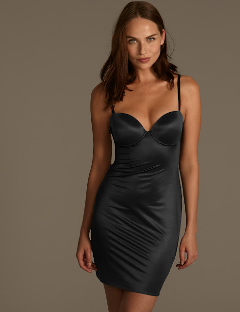 marks and spencer firm control 100 wyas to wear padded full slip
