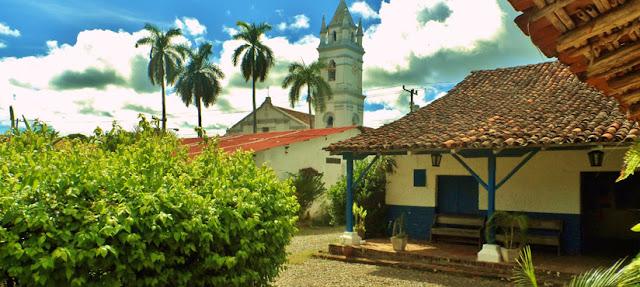 Półwysep Azuero w Panamie