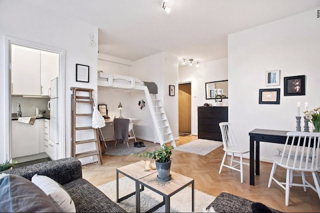 rumah apartemen