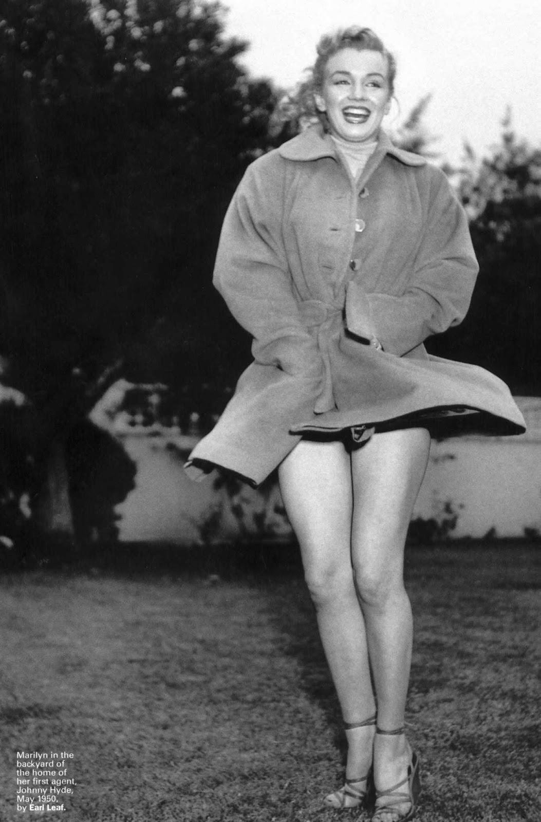 Photos Of Marilyn Monroe Nude