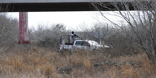 Andaban jugándole al macho y 5 Sicarios se envalentonaron en Reynosa, Tamaulipas y emboscaron a Militares , no aguantaron y murieron después