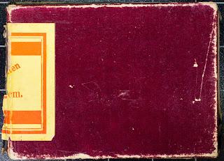 Agfa-Trockenplatten  - Kartonverpackung - um 1910 - Rückseite