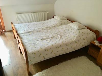 Pensjonat Krisztina Vendégház, Eger, pokój 3 osobowy