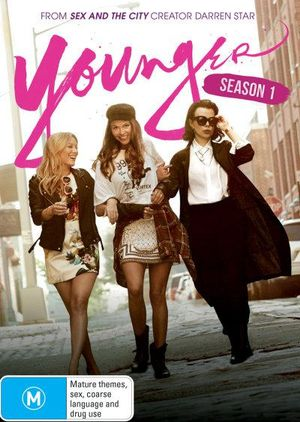 Younger - 1ª Temporada Legendada Séries Torrent Download completo