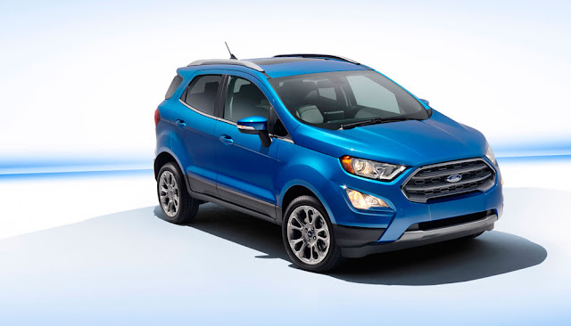 2018 Ford EcoSport - Subcompact Culture