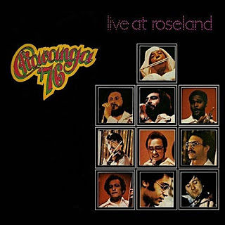 LIVE AT ROSELAND - CHARANGA 76 (1978)