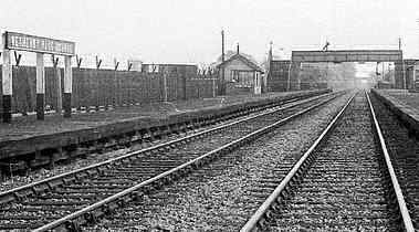 Wetherby Race Course Railway Station